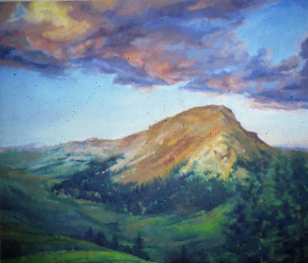 """Clay Butte"""