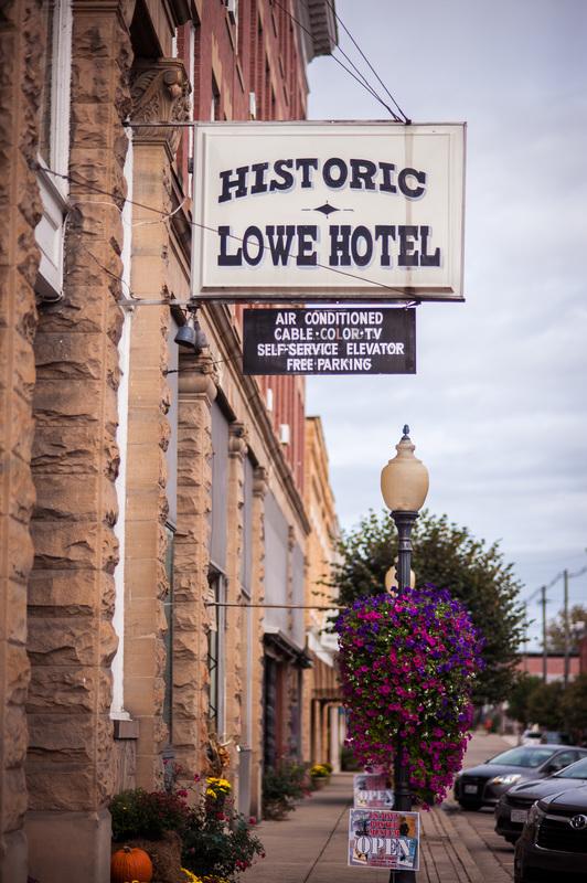 Historic Lowe Hotel