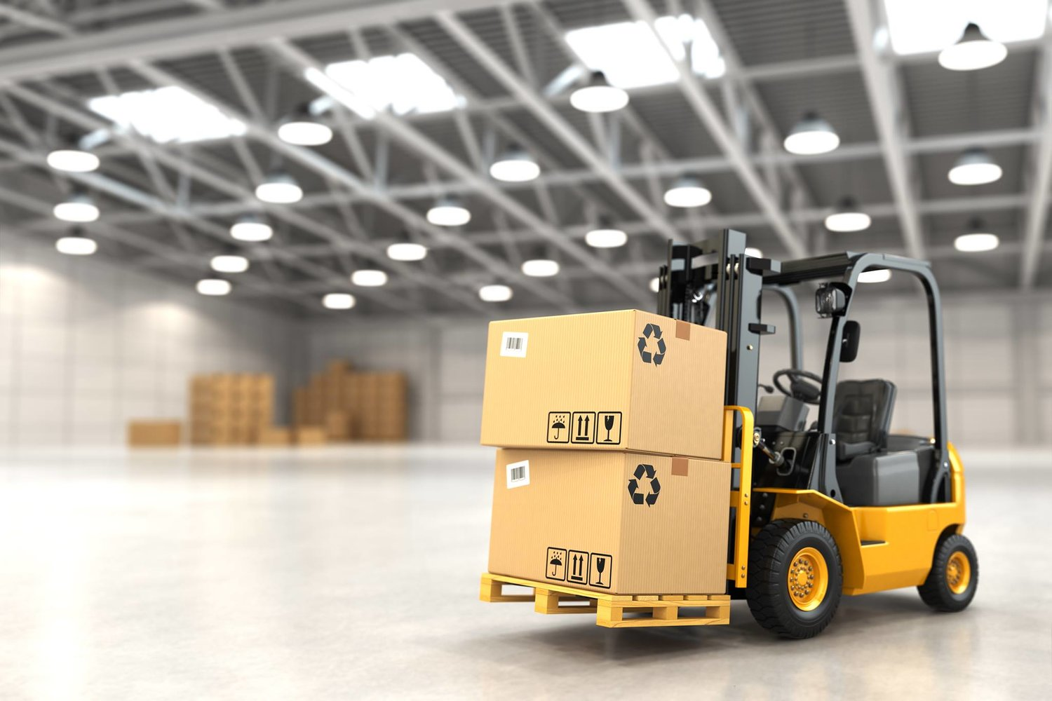 Forklift Jld Driver Training
