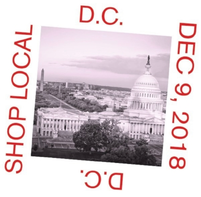 Unique Markets DC - Sunday, December 9thJoin me, come shop local this holiday season at Unique Market Sunday, December 9th! Discover amazing designers and artists, get a free limited-edition cotton tote bag, free DIY fun (watercolor gift tags), holiday portraits and photo fun, visit the complimentary gift wrap station, and lots more. This is the best way to shop for all on your list while having fun, joining community and supporting the local economy! Info and tickets at if you click the image above. Hope to see you there!