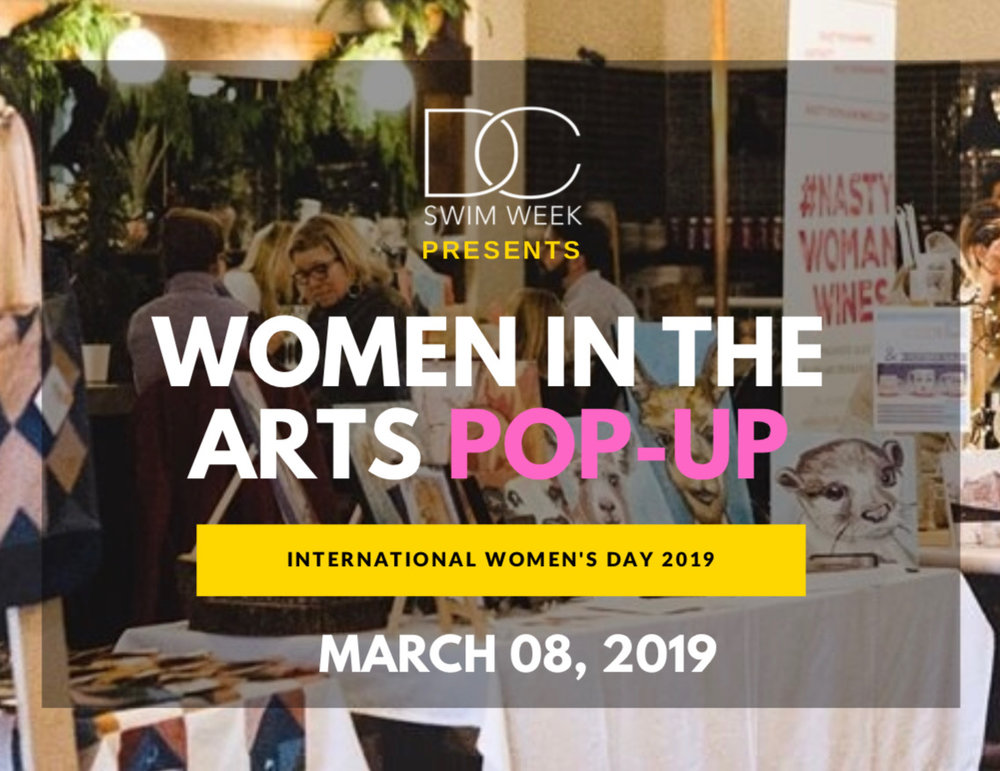 International Women's Day Pop Up - Georgetown - Join me and some of the DMV's other talented women makers and designers for a night of shopping, cocktails and networking. Georgetown 6:30-10 PM. Location: AUrate New York 3263 M Street Northwest DC