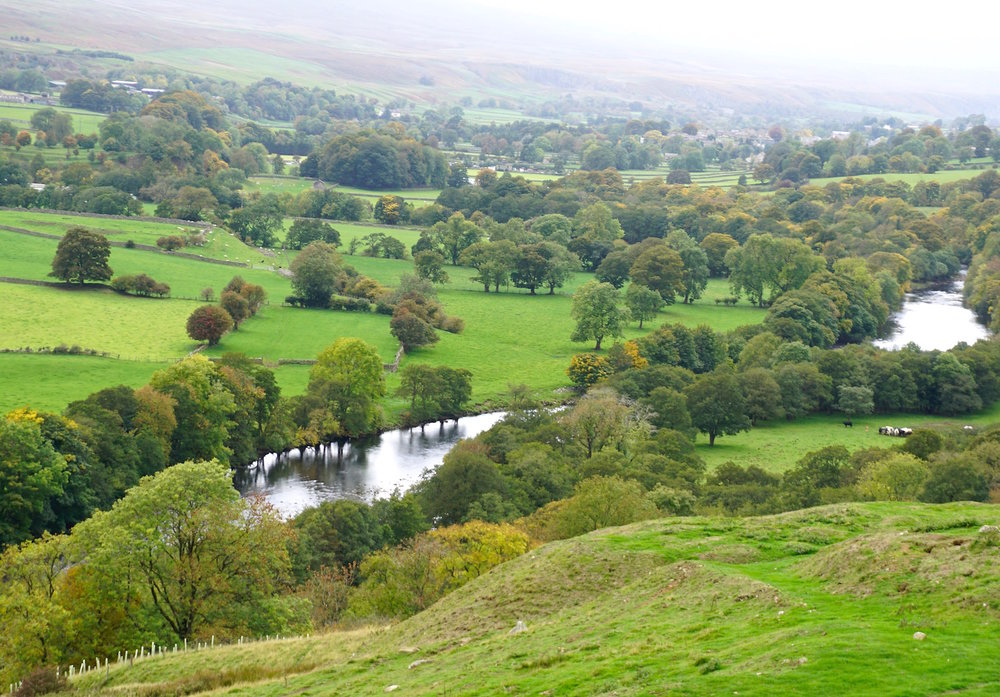 Teeswater Valley, England