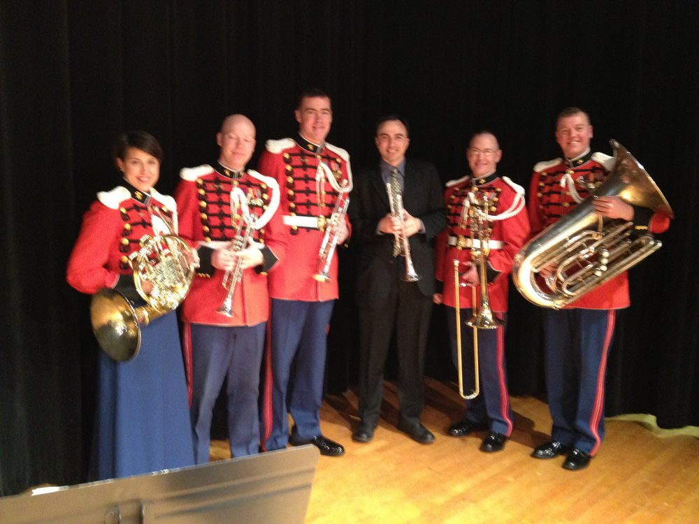 President's Own Marine Band Brass Quintet