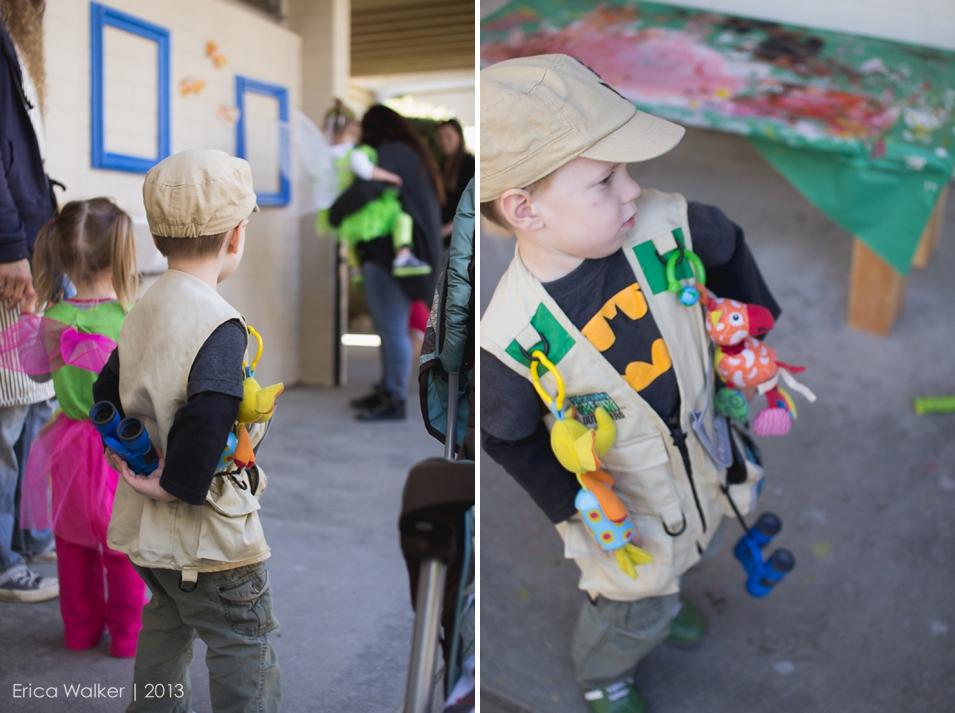 Halloween Zookeeper - Erica Faith Photography