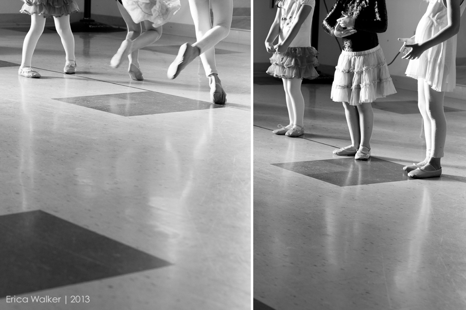 Dance class - Erica Faith Photography