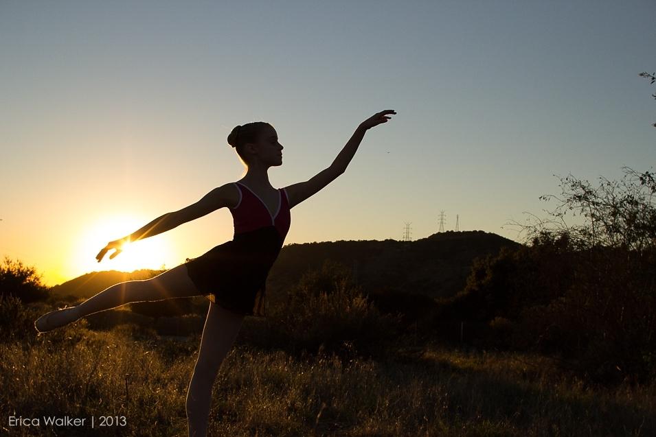 Ballerina - Erica Faith Photography
