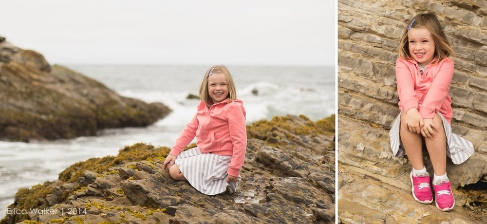 Beach trip - Erica Faith Photography