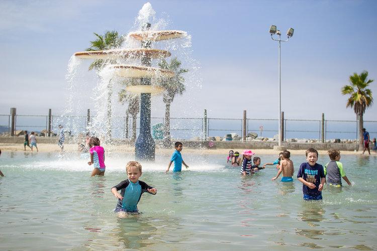 Image result for Seaside Lagoon redondo beach