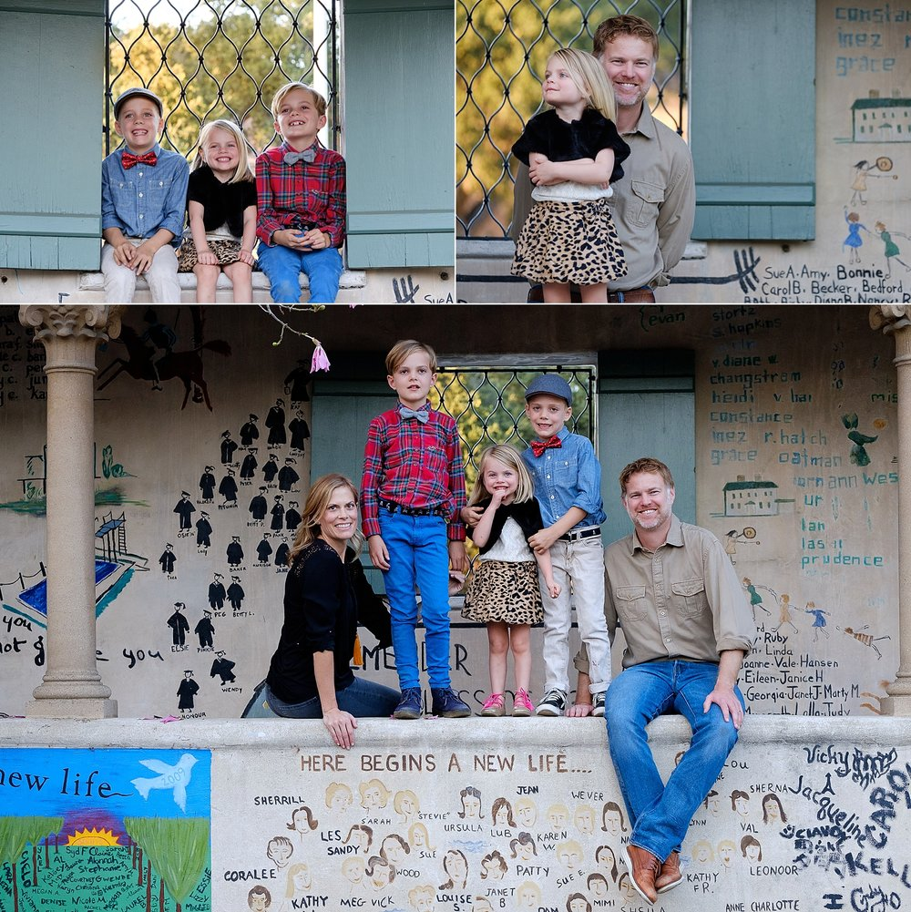 Family Photo Ideas in Claremont, CA