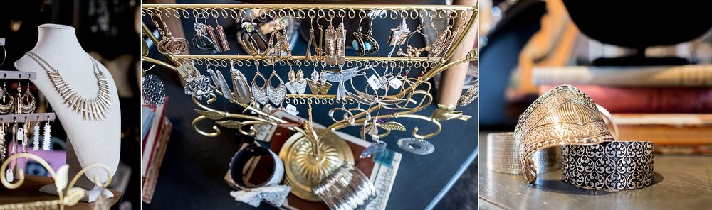 Beautiful detailed photos of jewelry by Erica Walker in Claremont.