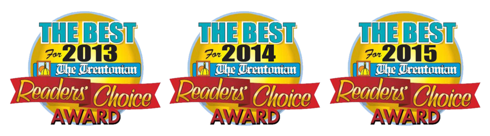 - TRENTONIAN READER'S CHOICE AWARD