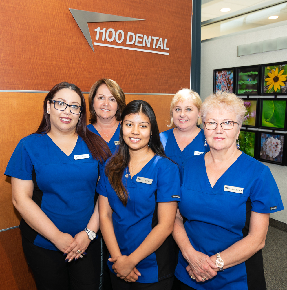 STAFF - We are very proud of the dedicated work our staff provides every day for our patients.Friendly staff members are fluent in Spanish, Ukrainian, Russian and Polish to best serve our community. They look forward to assisting you with all of your dental needs.