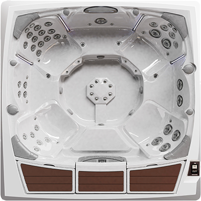 Sundance 980 series - Ultimate luxury, unparalleled style.