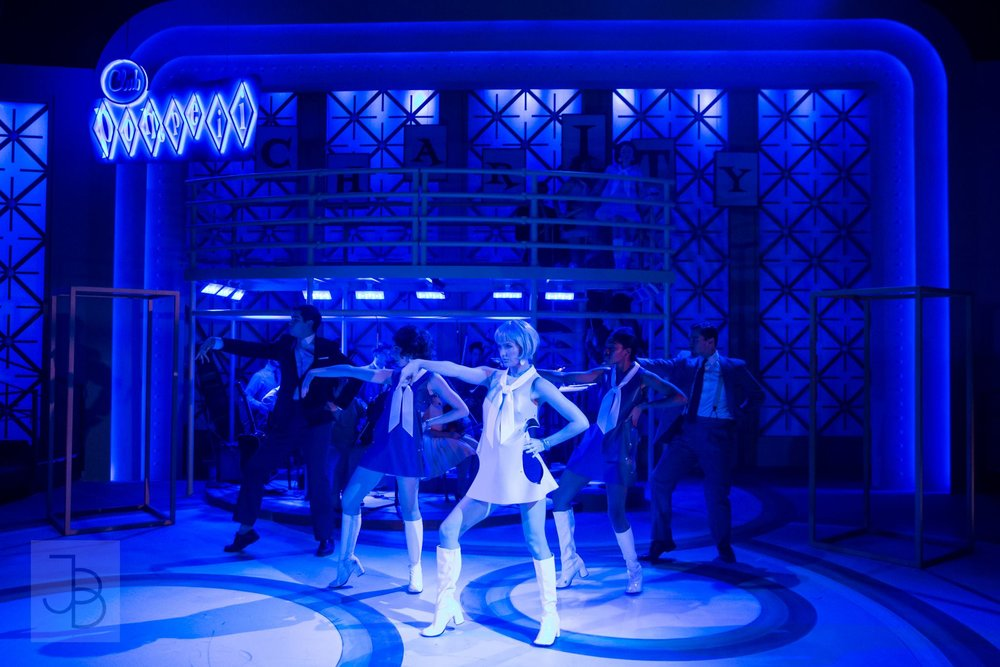 Sweet Charity | Rosie | Northwestern University | d. Tommy Rapley