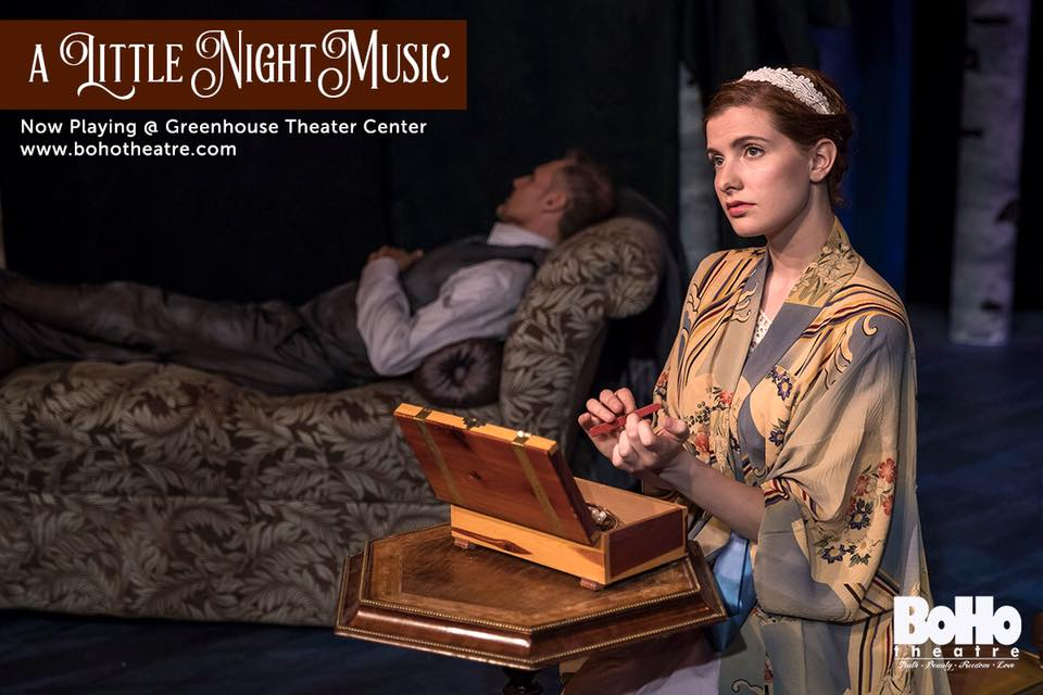 A Little Night Music | Anne | Boho Theatre | d. Linda Fortunado