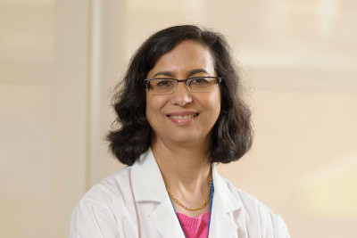 Dr. Neeta Pandit-Taskar, attending, Molecular Imaging and Therapy Service, Department of Radiology; Member, Memorial Hospital; Professor, Dept. of Radiology, Weill Cornell; Clinical Director, Center for Radioimmunotargeted Imaging and Theranostics of the Ludwig Center for Cancer