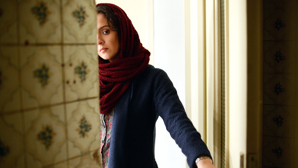 "From "" The Salesman "" by Asghar Farhadi"