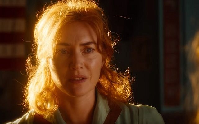 "From "" Wonder Wheel "" by Woody Allen"