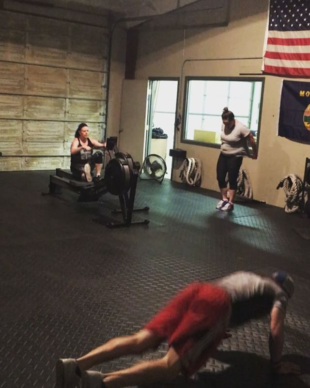 #Burpees are better with #friends
