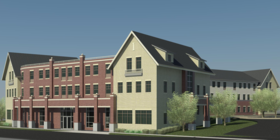 ... Supportive Housing Project In Cleveland. The Project Will Be At 83rd  And Detroit Ave. And Will Cost $9.5 Million. The Project Tentatively Called  Emerald ...