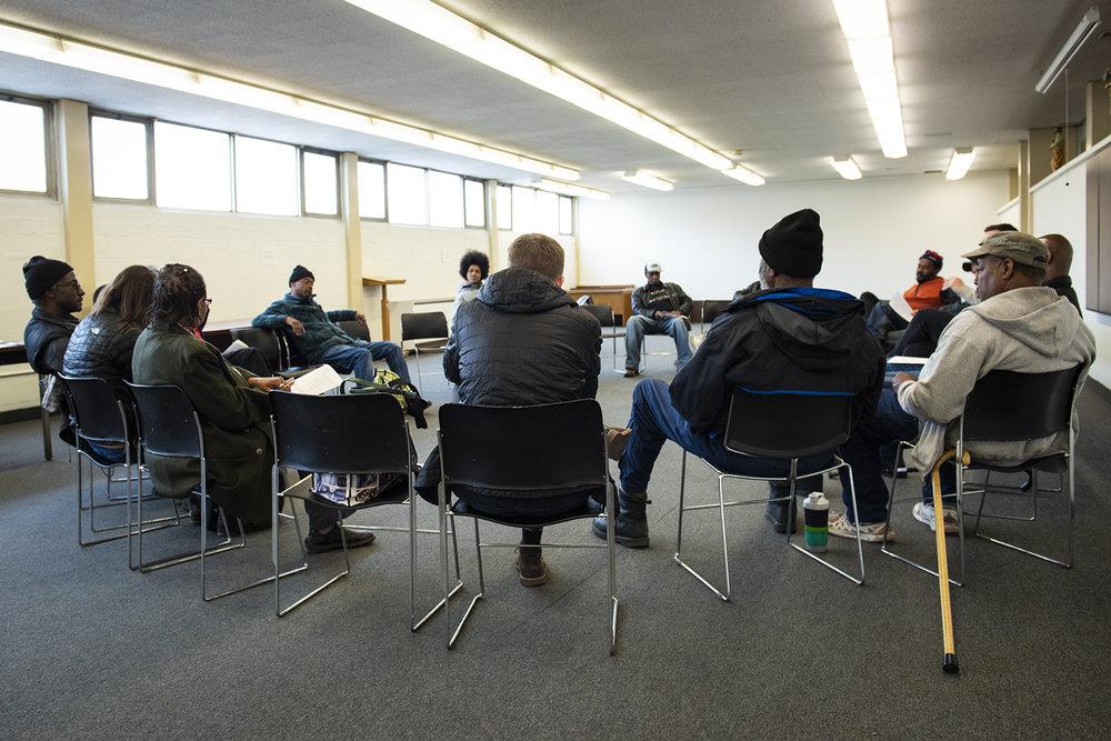 Homeless Congress meeting begins