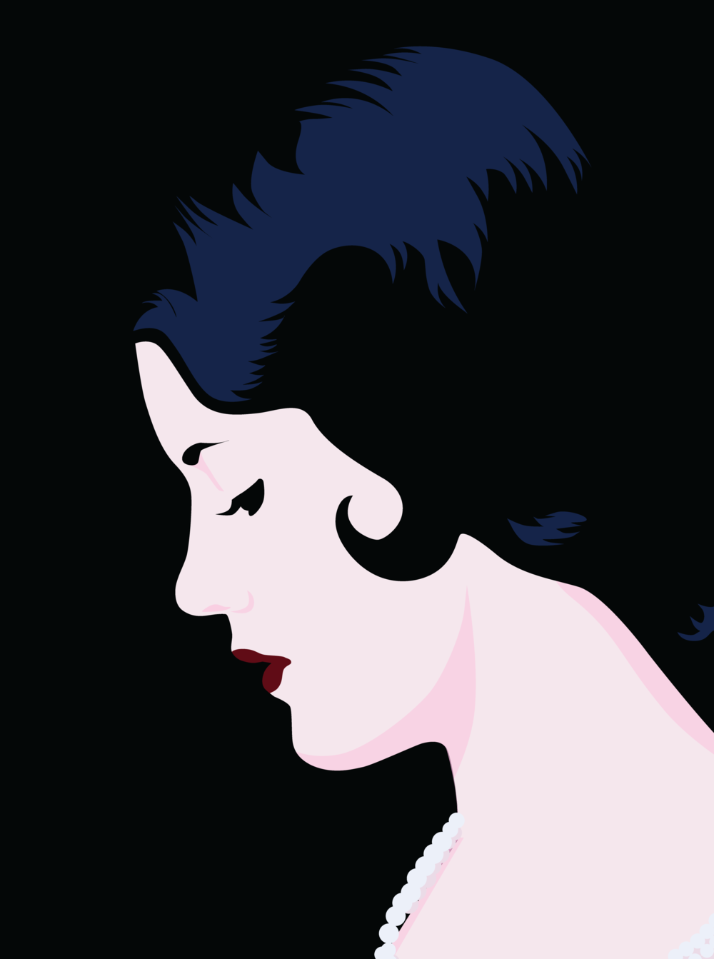 Woman with Pearls Illustration Detail 1.png