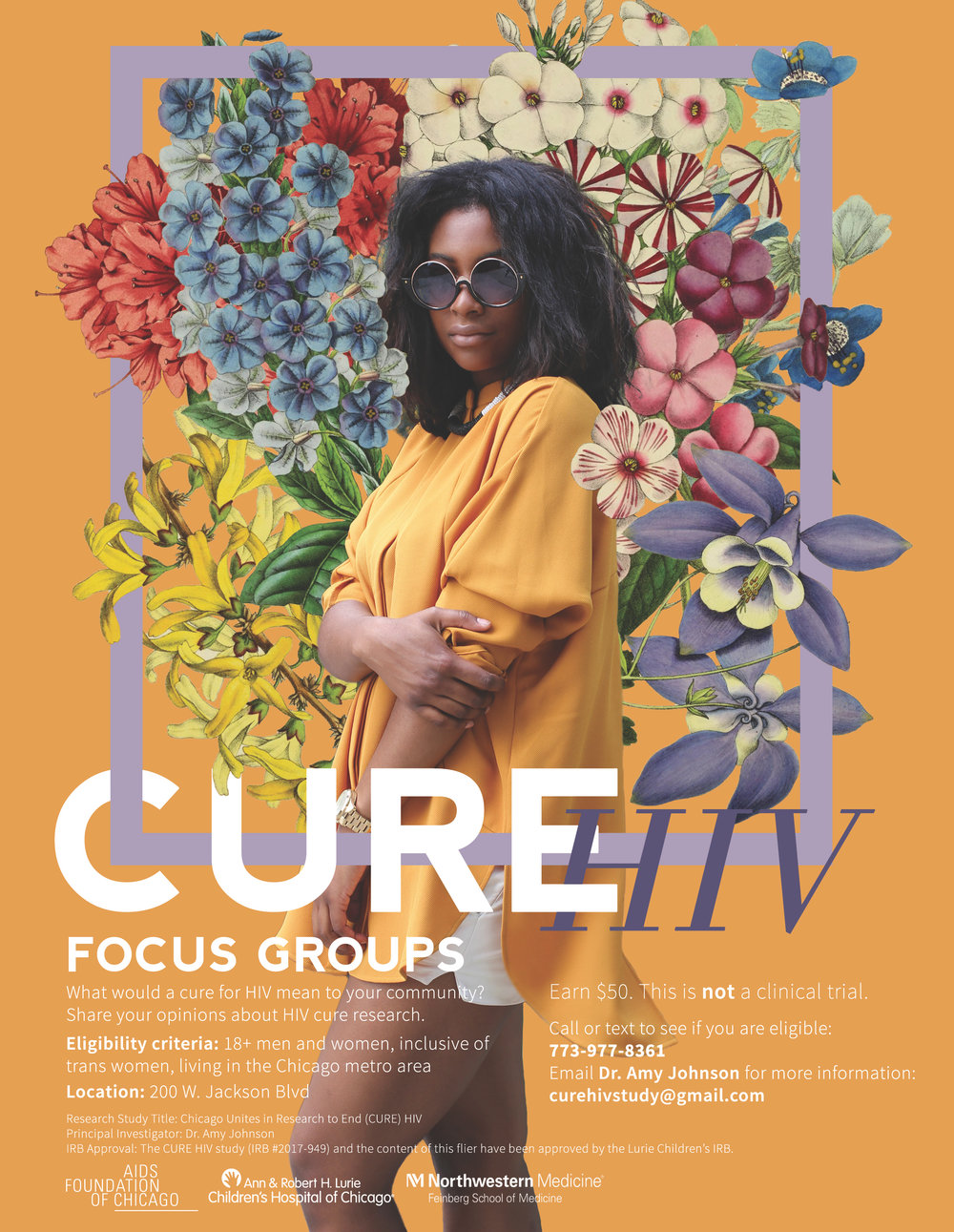 CURE HIV Black Woman Ad.jpg