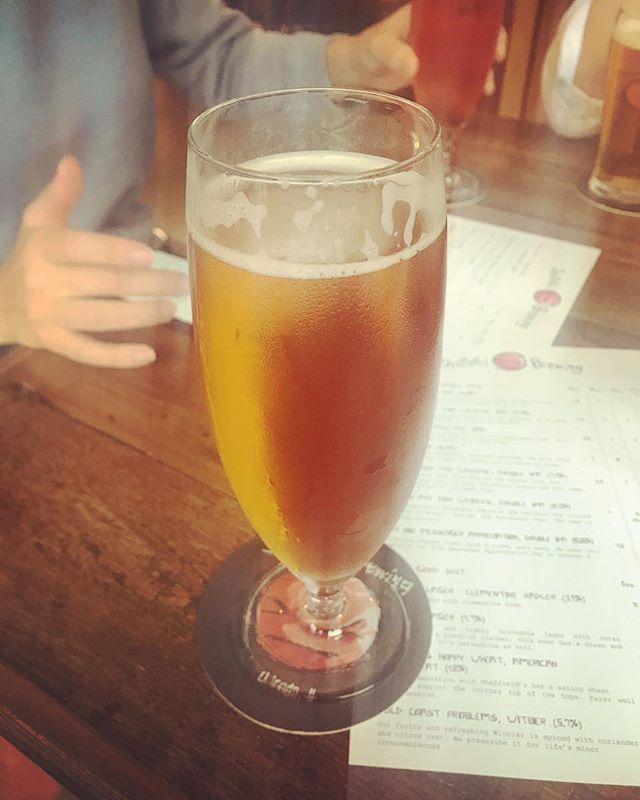 Beautiful beer. @wonderin_wanderin . . #beer #chicago #chicagobeer #spitefulbrewing #sunday #sundayfunday #weekend #weekendvibes