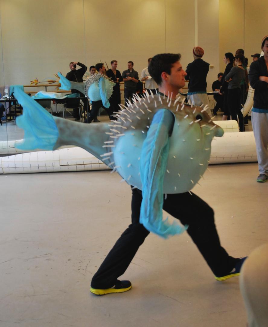 PUFFER FISH - The Little Mermaid