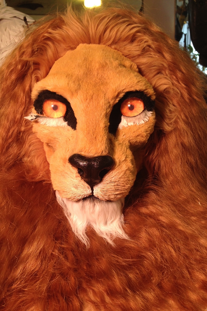 LION MASK - Cruise Line