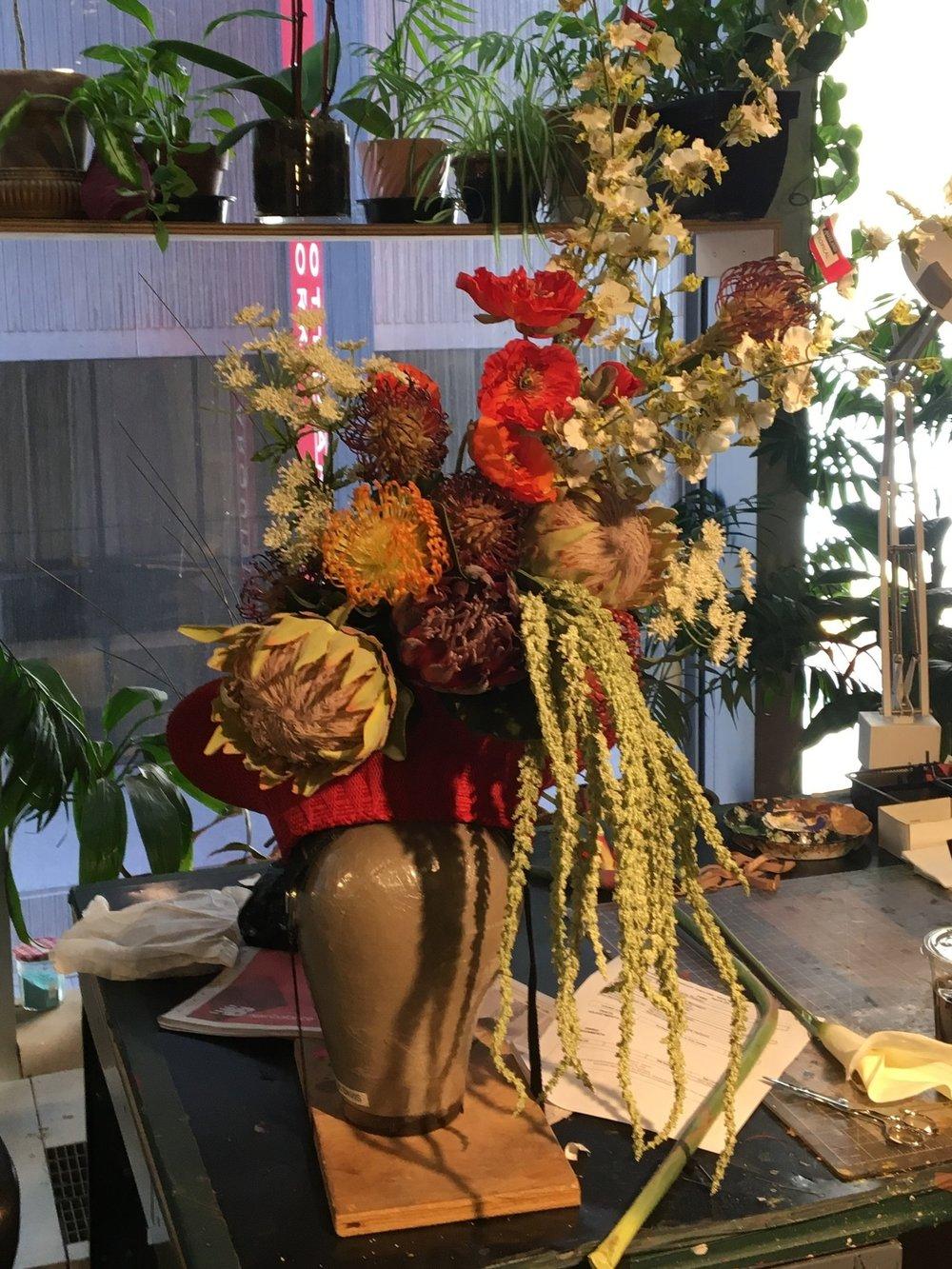 FLOWERS BONNET - 2016