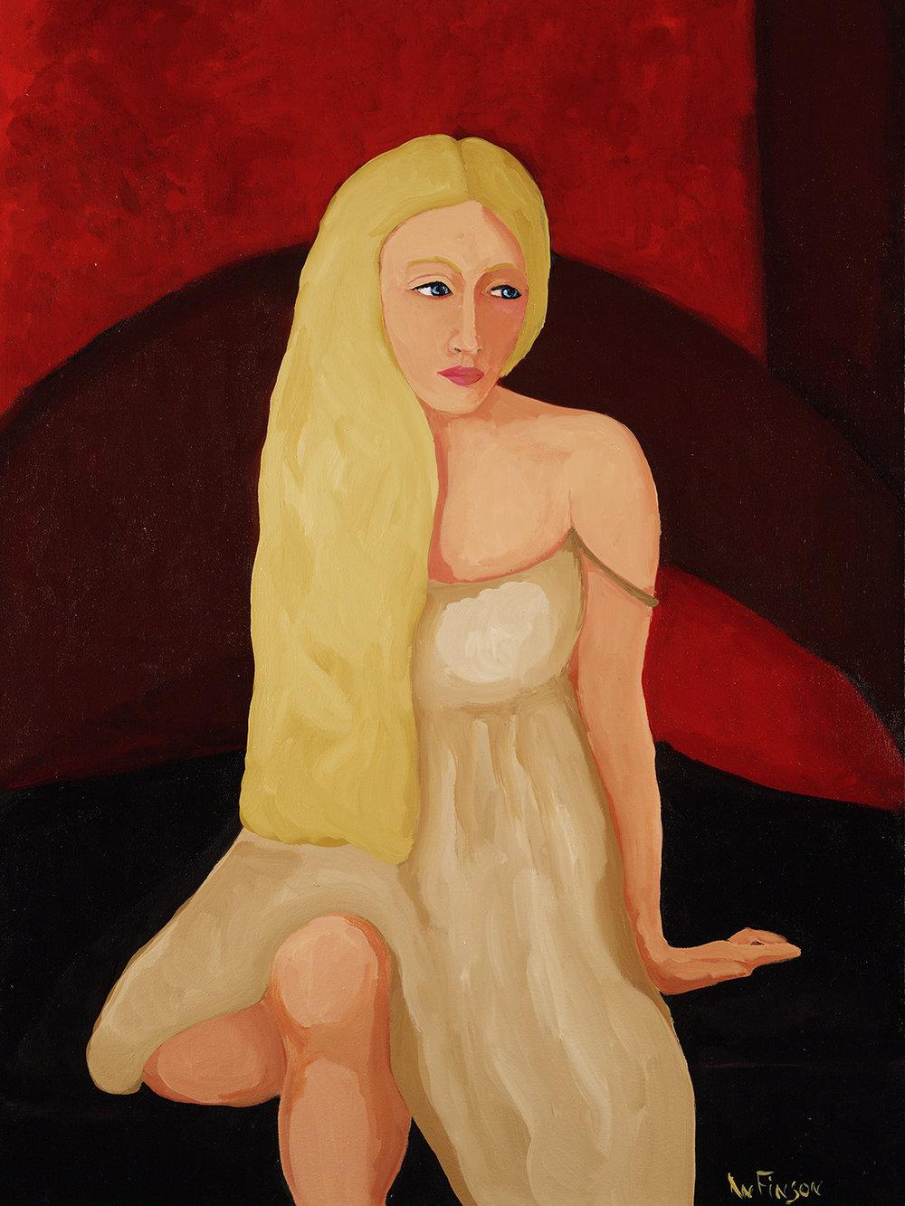 anna  sold 40 x 30 2010
