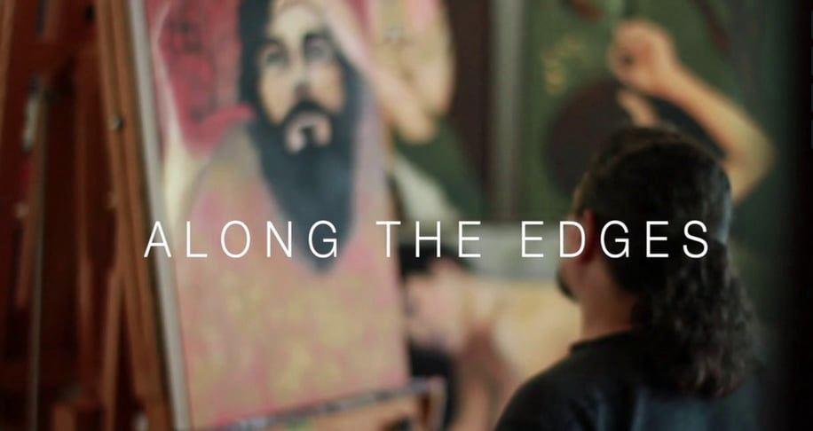 Along The Edges - 2014