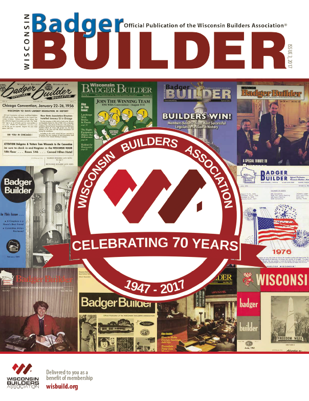 2017, Issue 3 - 70th Anniversary Edition
