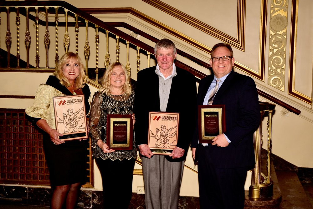 The WBA has four awards programs recognizing outstanding individuals within its membership.