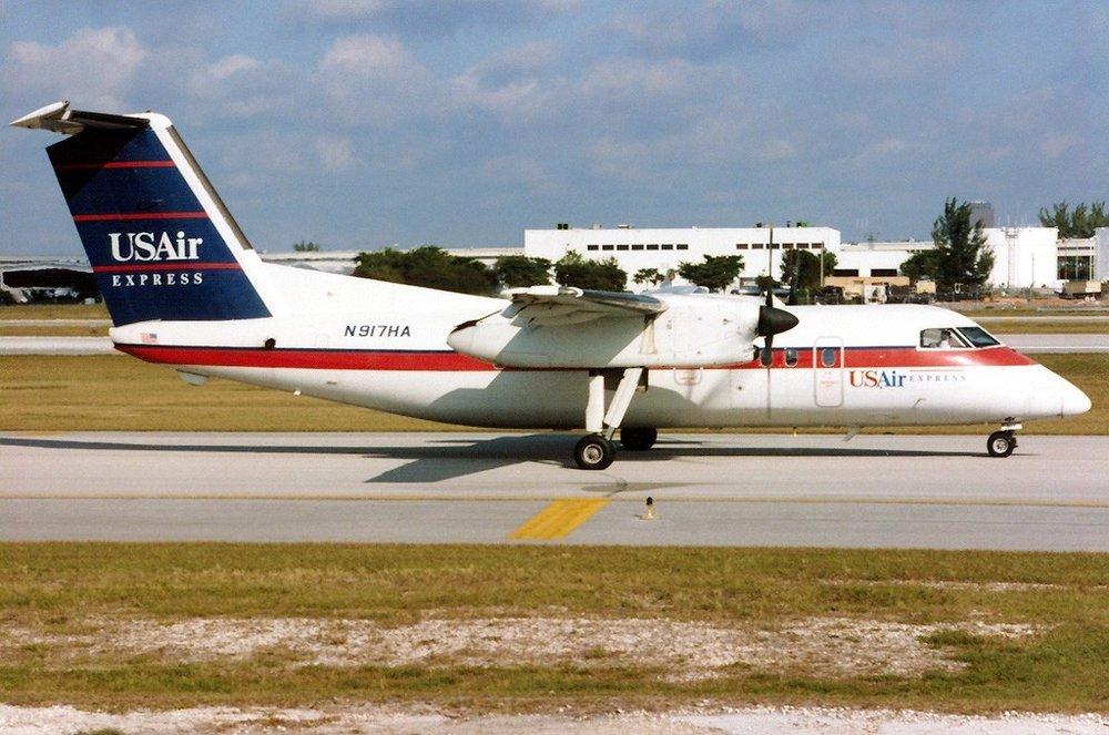 JetPix Photo © Fort Lauderdale-Int'l, FL 11-Dec-1993