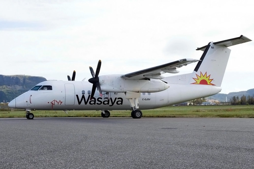Wasaya Airways Photo © Thunder Bay, ON