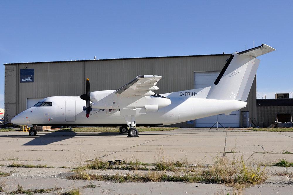 Kenneth I. Swartz/Aeromedia Communications Photo © Calgary-Int'l, AB 02-Sep-2014