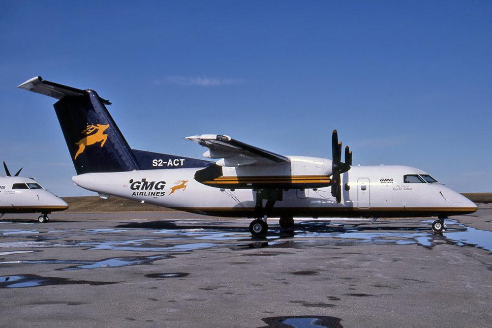 Kenneth I. Swartz/Aeromedia Communications Photo © Calgary-Int'l, AB 15-Mar-1998
