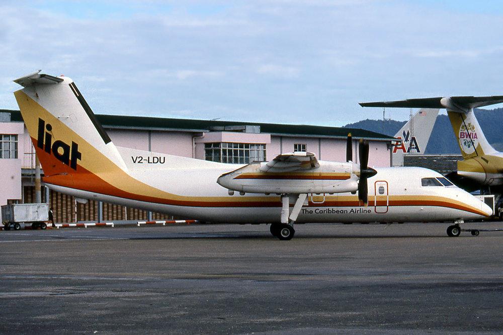 Kenneth I. Swartz/Aeromedia Communications Photo © Port of Spain 10-Oct-1999
