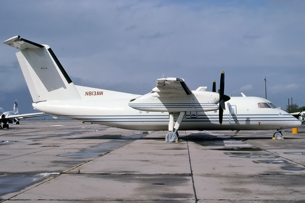 Erik Johannesson Photo © Marana-Pinal Air Park, AZ 15-Nov-1991