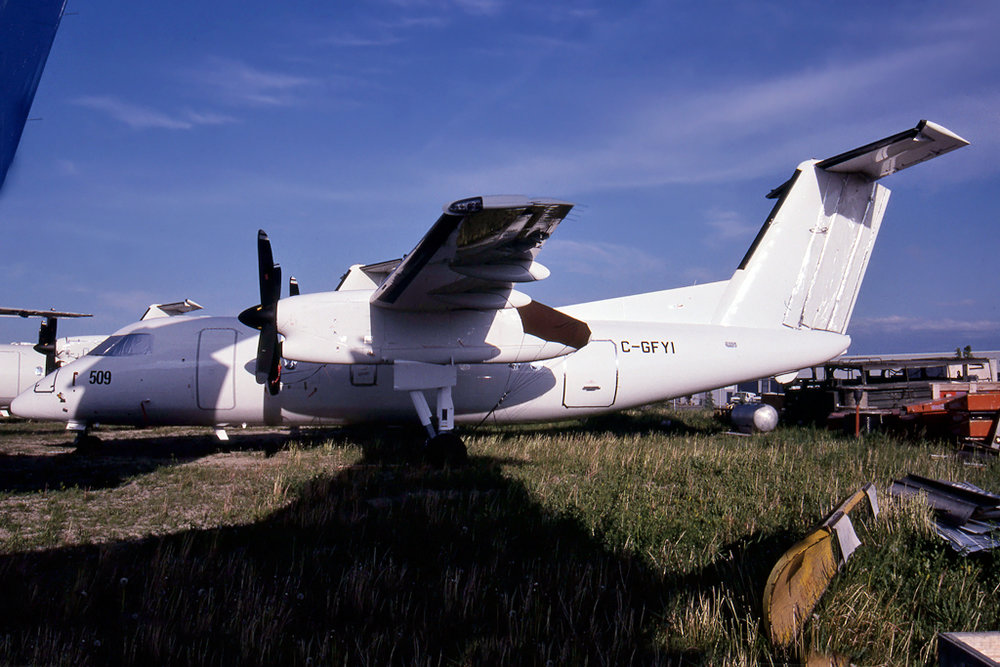 Kenneth I. Swartz/Aeromedia Communications Photo © Calgary-Int'l, AB 10-Jun-1998