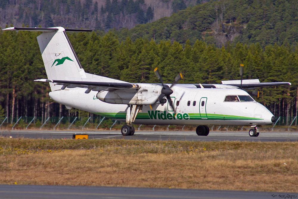 FlyingSkogan Photo © Vaernes 13-Apr-2004