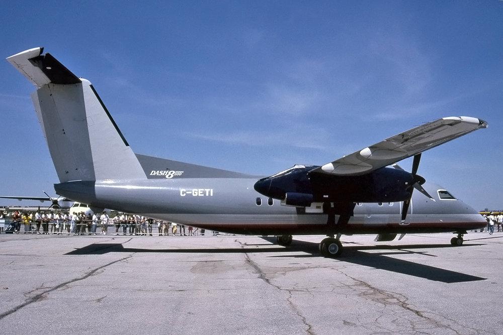 Kenneth I. Swartz/Aeromedia Communications Photo © Downsview, ON