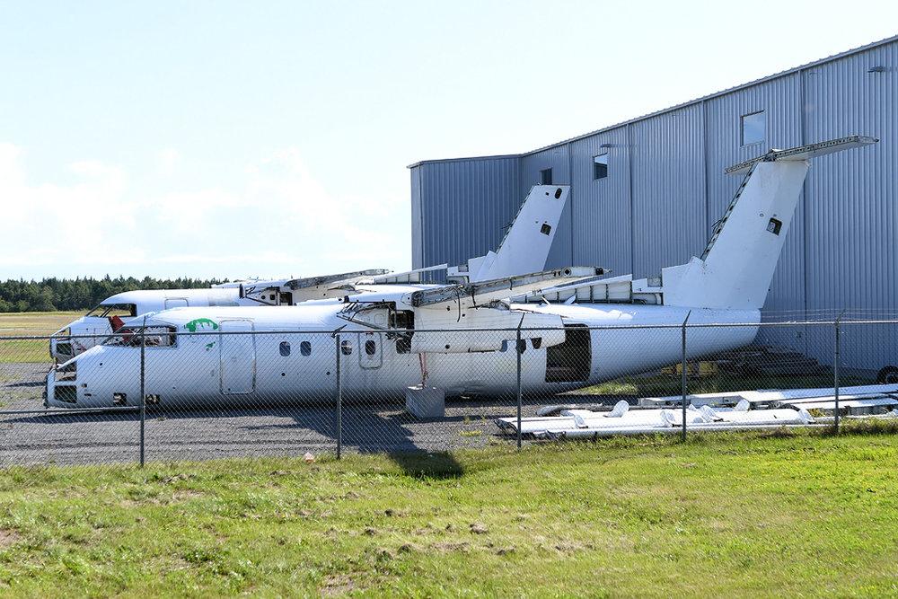 Kenneth I. Swartz/Aeromedia Communications Photo © Sault Ste Marie, ON 28-Jul-2018