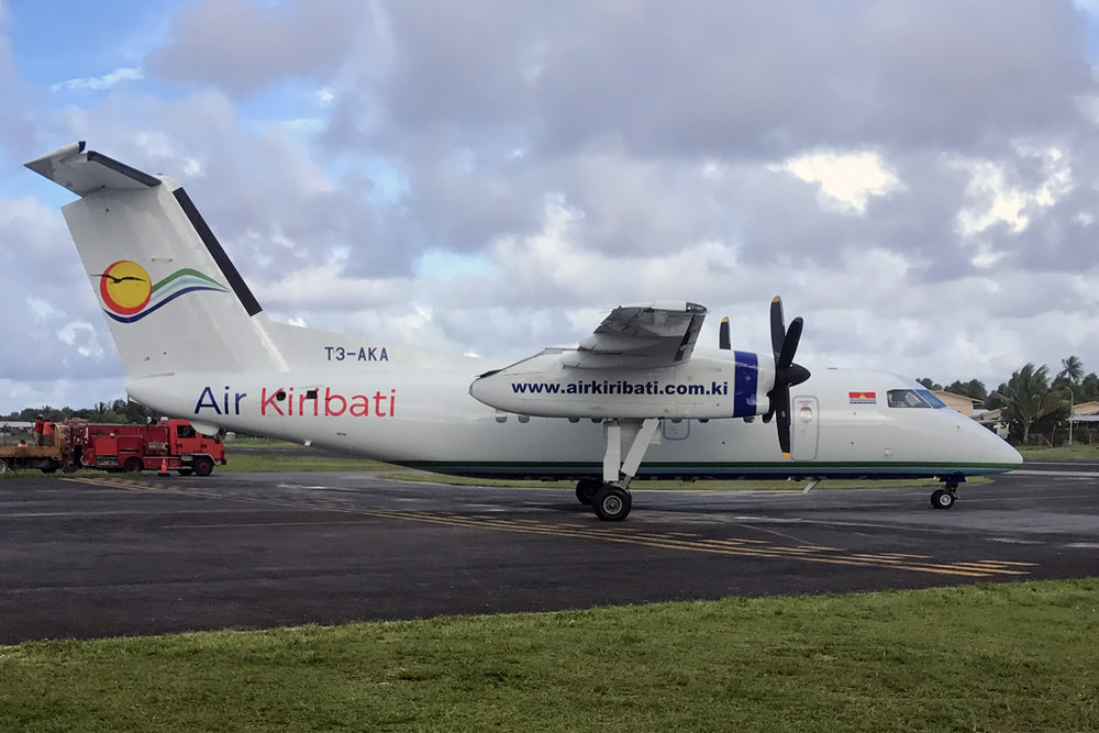 Air Kiribati Photo © Tarawa