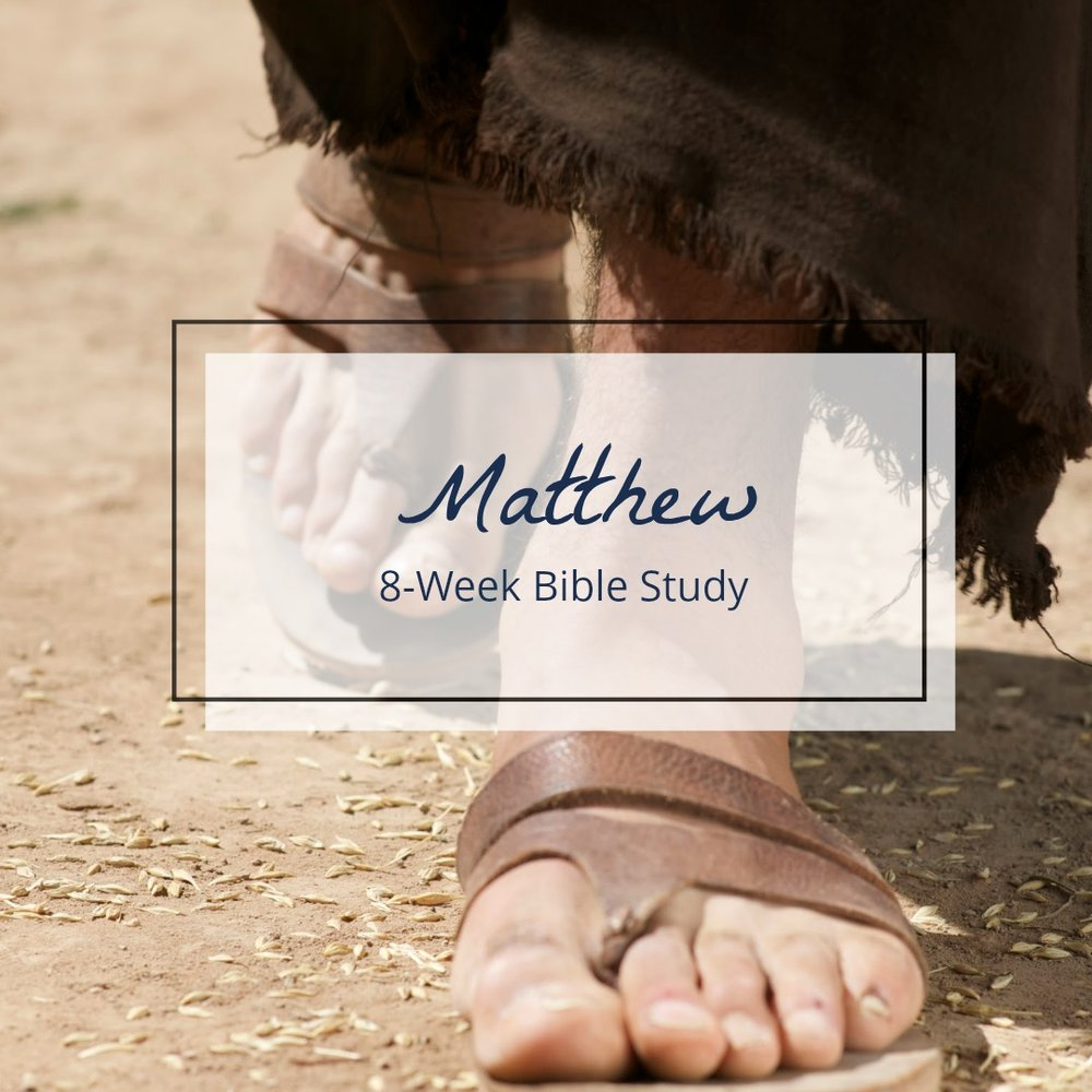 Matthew Bible Study - Download the free Bible Study in the Library of Downloads page. Click on the picture to go to the Library.