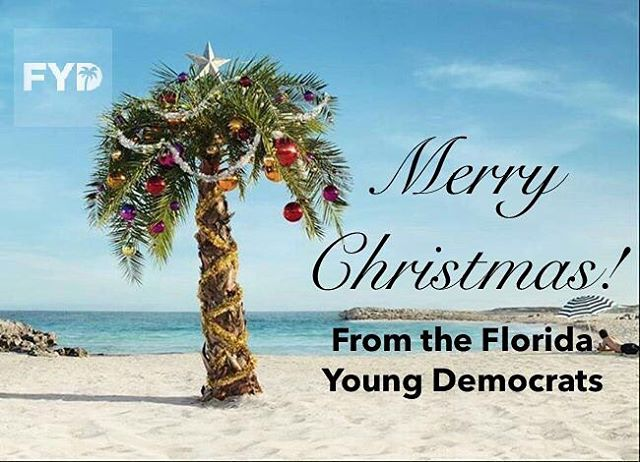 Merry Christmas Young Dems!
