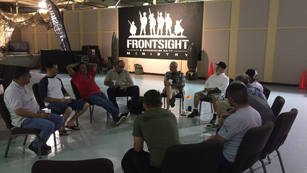 FrontSight Military Outreach - Providing hope to veterans in Southern California who may be suffering with PTSD, loneliness, and social difficulties due to their experiences in combat and war. FrontSight provides solace through encouragement, fitness equipment, chapel services, coffee bar, Internet café, and day room facilities to hang out in. Also, a companion dog ministry helps vets avoid the temptations for self-destructive behaviors.