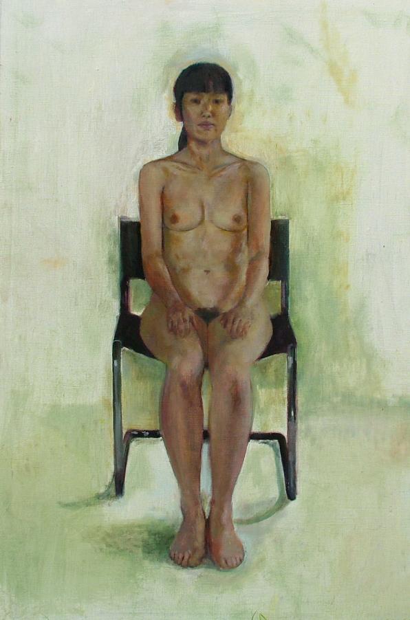 """C""2007   Oil on canvas"